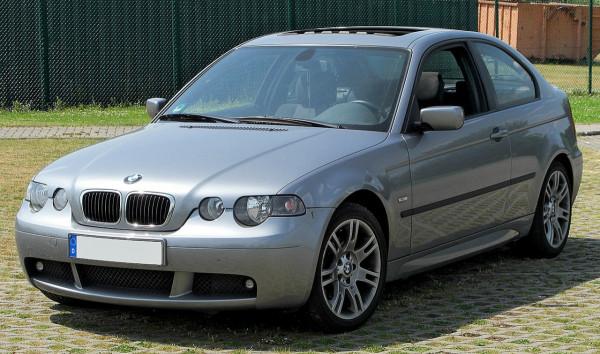 Hak holowniczy + moduł BMW 3 E46 Compact 2001-2005