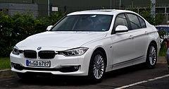 Hak holowniczy + moduł BMW 3 F30 Sedan 2012-2014