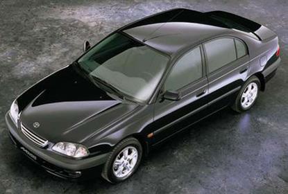 Hak holowniczy + wiązka TOYOTA Avensis 1997-2003