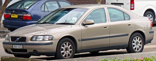 Hak holowniczy + moduł VOLVO S60 I 2000-2009