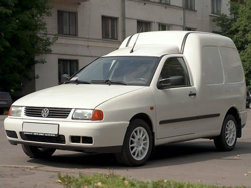 Hak holowniczy + wiązka VW CADDY 1995-2003 9K