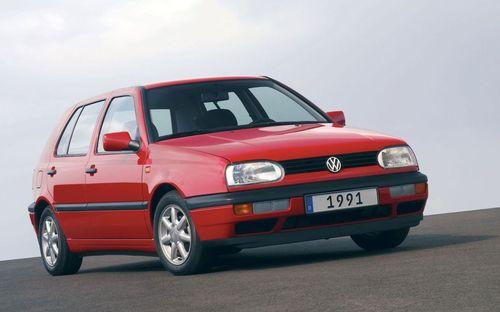 Hak holowniczy + wiązka VW Golf Mk3 1991-1997
