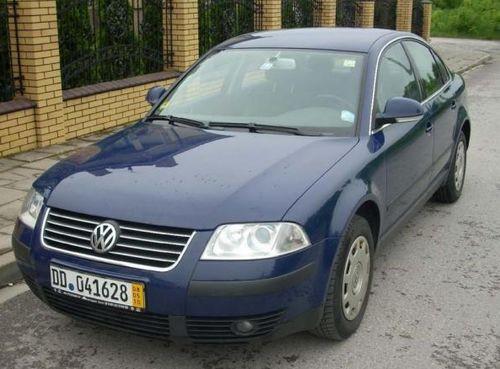 Hak holowniczy + wiązka VW Passat B5 FL 2000-2005