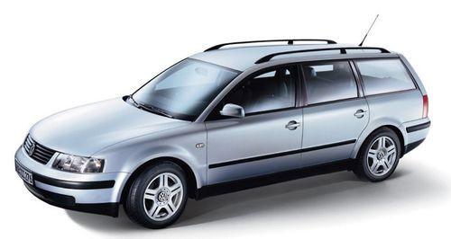 Hak + wiązka VW Passat B5 Kombi 1996-2005