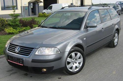 Hak + wiązka VW Passat B5 FL Kombi 2000-2005