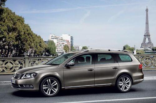 Hak holowniczy + moduł VW Passat B7 Kombi '10-2014