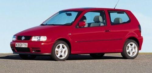 Hak holowniczy + wiązka VW Polo III 1994-1999