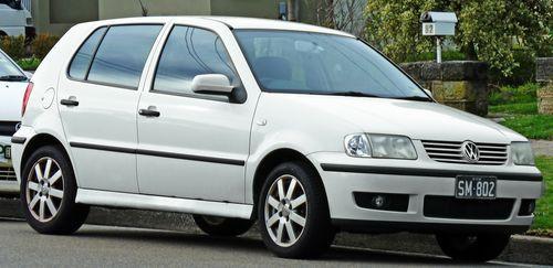 Hak holowniczy + wiązka VW Polo III 1999-2001 FL