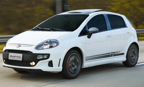 Hak holowniczy + moduł FIAT Punto Nowe (od 2012r)