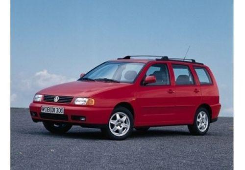 Hak holowniczy + wiązka VW Polo III Variant '97-02