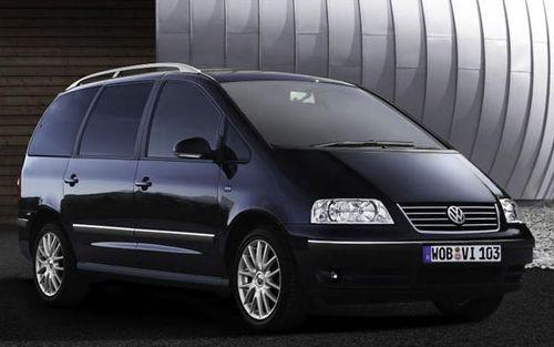Hak holowniczy + wiązka VW Sharan 2000-2010 FL