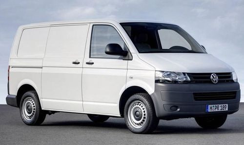 Hak + moduł VW Transporter T5 FL 2009-2015