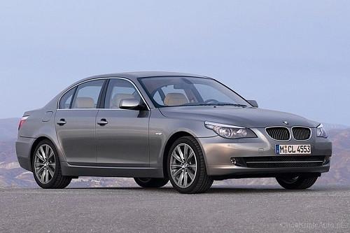Hak holowniczy + moduł BMW 5 E60 Sedan 2003-2010