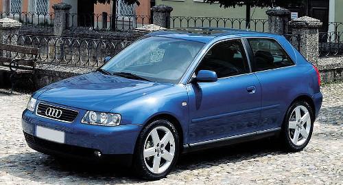 Hak wypinany + wiązka AUDI A3 8L 1996-2003