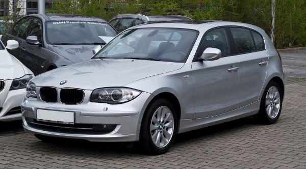 Hak wypinany + moduł BMW Serii 1 2004-2011 E87
