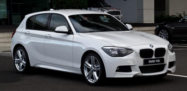 Hak wypinany + moduł BMW Serii 1 2011-2014 F20