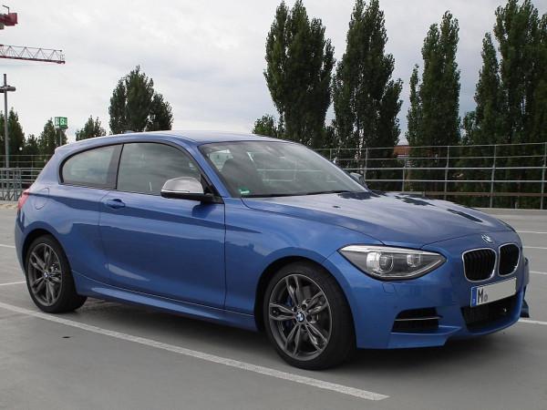 Hak wypinany + moduł BMW Serii 1 2012-2014 F21