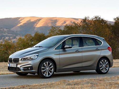 Hak wypinany + moduł BMW Serii 2 AT F45 od 2014