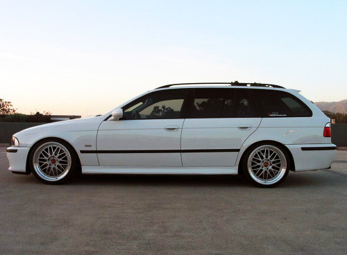 Hak holowniczy + moduł BMW 5 E39 Kombi 1997-2004