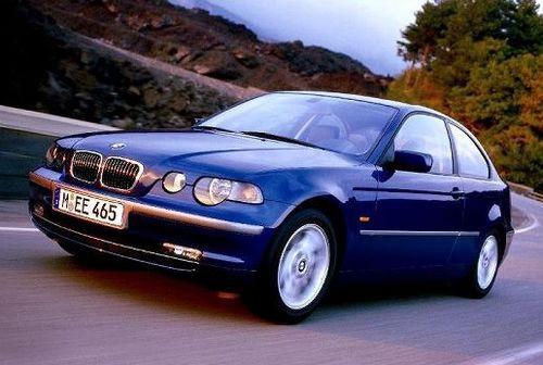 Hak wypinany + moduł BMW Serii 3 E46 Compact 01-05