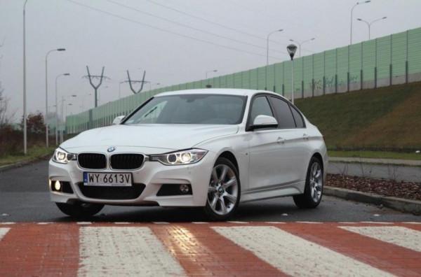 Hak wypinany + moduł BMW Serii 3 F30 4D 2012-2014