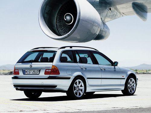 Hak wypinany + moduł BMW Serii 3 E46 Kombi '99-05
