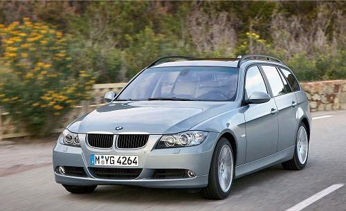 Hak wypinany + moduł BMW Serii 3 E91 Kombi '05-13