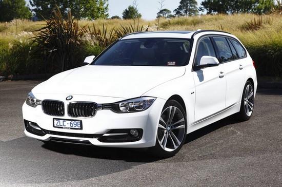 Hak wypinany + moduł BMW Serii 3 F31 FL Kombi