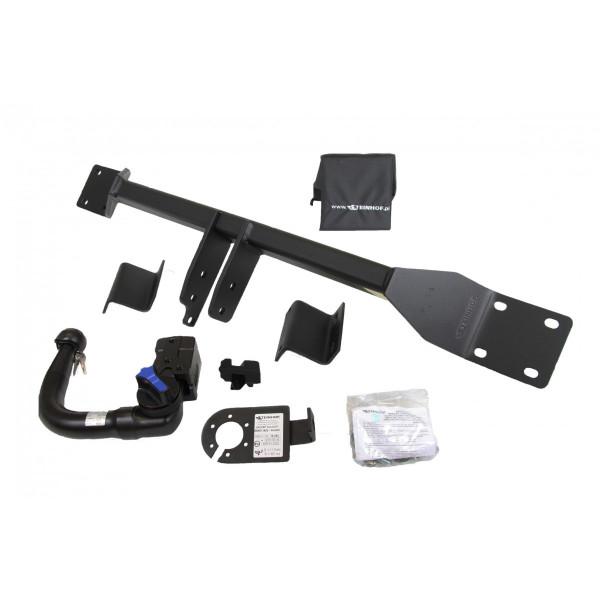 Hak wypinany + moduł BMW Serii 5 E61 Kombi '04-10