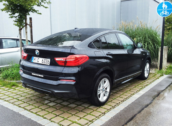 Hak wypinany + wiązka moduł BMW X4 F26 od 2014