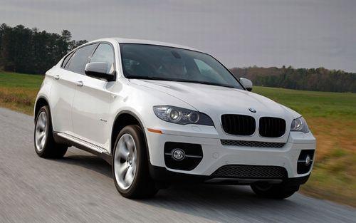 Hak wypinany + wiązka moduł BMW X6 E71 2008-2014