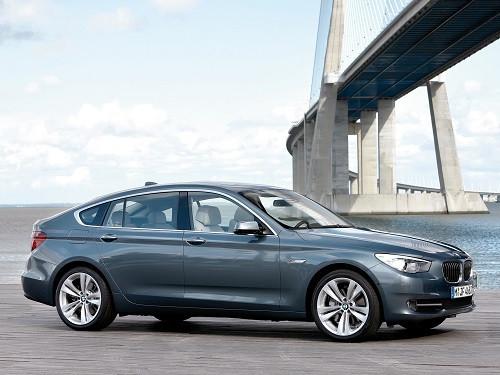 Hak holowniczy + moduł BMW 5 GT F07 (2009-2013)