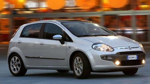 Hak wypinany + moduł FIAT Punto Evo od 2009