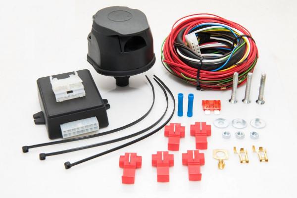 Hak wypinany + moduł FIAT Punto 3/5D od 2012