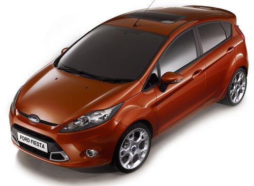 Hak wypinany + moduł FORD Fiesta Mk7 2008-2012