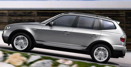 Hak holowniczy + Wiązka moduł BMW X3 E83 2004-2010