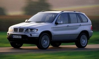 Hak holowniczy + wiązka moduł BMW X5 E53 2000-2007