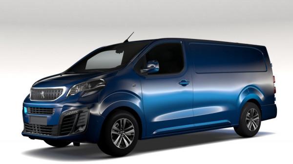 Hak wypinany + moduł Peugeot Expert/Traveller od 2016