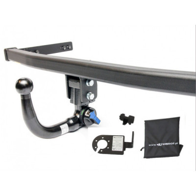 Hak wypinany + moduł SEAT Exeo ST 2008-2013