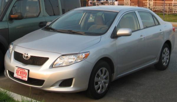 Hak wypinany + wiązka TOYOTA Corolla E15 2007-2010