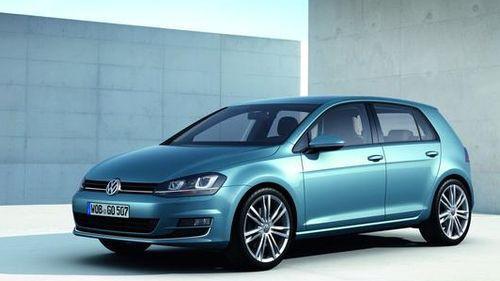 Hak wypinany + moduł VW Golf VII 5D od 2012