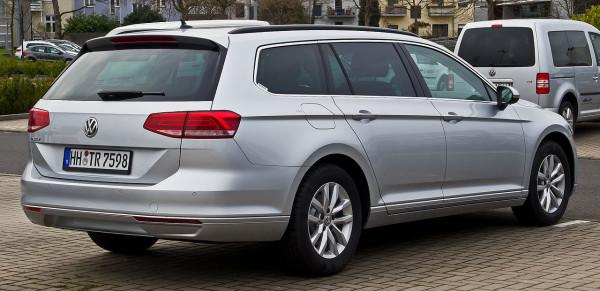 Hak wypinany + moduł VW Passat B8 Kombi od 2014
