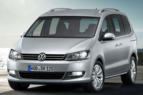 Hak wypinany + moduł VW Sharan 2010-2012