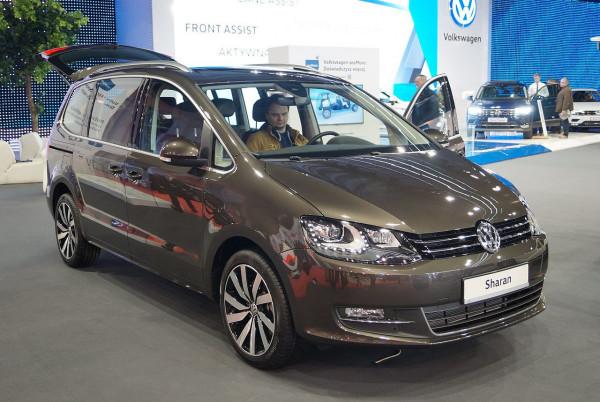 Hak wypinany + moduł VW Sharan FL od 2012