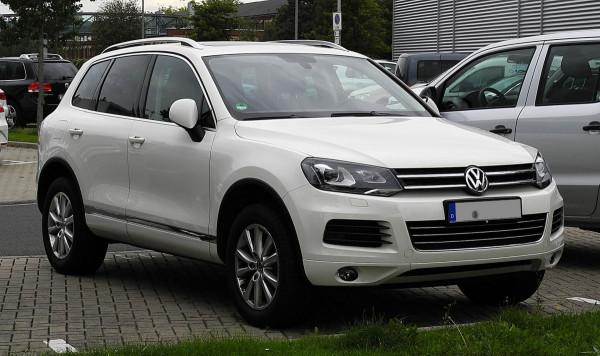 Hak wypinany + moduł VW Touareg II od 2010