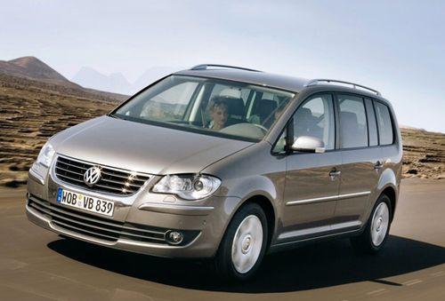 Hak wypinany + moduł VW Touran I 2003-2015
