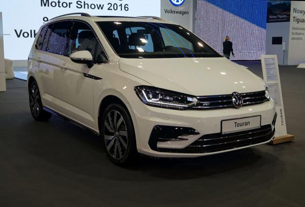 Hak wypinany + moduł VW Touran II od 2015