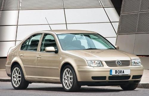 Hak wykręcany + wiązka VW BORA 4D 1998-2005