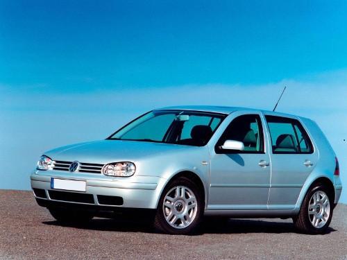 Hak wykręcany + wiązka VW Golf IV 3/5D 1997-2003