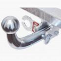 Hak holowniczy + moduł Citroen C3 10/2005-2009 lift